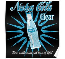 Nuka Cola Clear Poster
