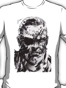 Big Boss - Metal Gear Solid T-Shirt