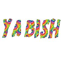 YA BISH Photographic Print