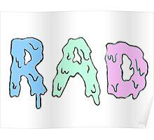 r a d  Poster