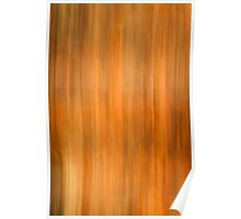 Fall Abstract Colors Poster