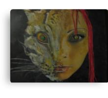 DID   {Dissociative Identity Disorder} Canvas Print