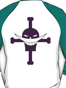 Ace Whitebeard Pirate Tattoo T-Shirt