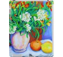 Citrus Still Life iPad Case/Skin