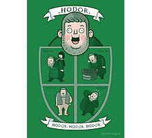 Hodor.  Photographic Print