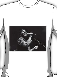 The wonderful Jimmy Cliff 11 (n&b)(t) by expressive photos ! Olao-Olavia by Okaio Créations  T-Shirt