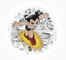 Astro Boy Kids Clothes