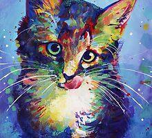 Marcy the Kitty by Sandra Trubin