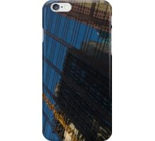 Reflecting on Skyscrapers - Downtown Affection iPhone Case/Skin