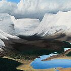 Torridon - after the snowstorm by Richard Paul