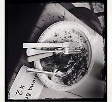 dinner plate by dianarbrook