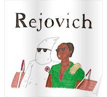 Rejjie Snow - Rejovich Poster