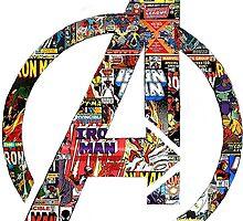Avengers logo by Kicco