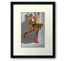 Le Petit Echo de la Mode Framed Print