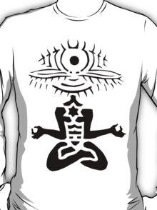 Meditator - Eyepeople T-Shirt