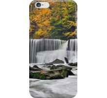 Great Falls of Tinker's Creek iPhone Case/Skin