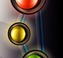 Glass Buttons by AnnArtshock