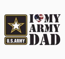 I LOVE MY ARMY DAD - 2 by PARAJUMPER