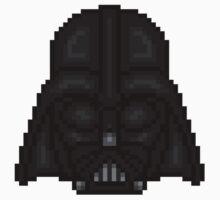 Darth Vader Pixel by bowksmon
