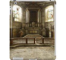 Solitary Church iPad Case/Skin