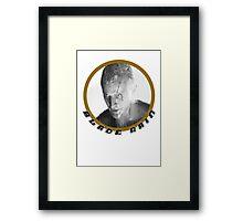 Blade Runner Rain Framed Print