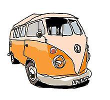 VW The Unassuming by Sean Brett