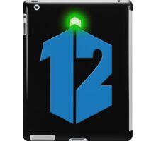 the 12th iPad Case/Skin