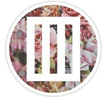 Floral Paramore Case by lackerman