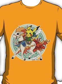 Linkachu Ponyta T-Shirt