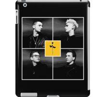Depeche Mode : 90's Dave, Alan, Martin, Andy Digitalpaint and ETS iPad Case/Skin