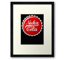 NUKA-COLA Framed Print