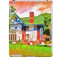 Glick Mansion  iPad Case/Skin