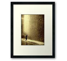Summertime. Framed Print