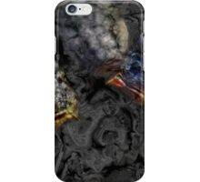 Black Waters 3 iPhone Case/Skin