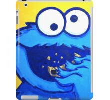 C is for Cookie Monster iPad Case/Skin
