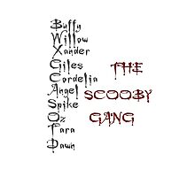 Scooby Gang by onlymystory