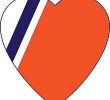 Love My Coastie Heart Logo by LoveMyCoastie