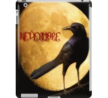 Quoth the Raven... iPad Case/Skin