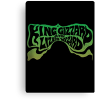 King Gizzard & the Lizard Wizard Canvas Print