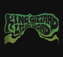 King Gizzard & the Lizard Wizard by JDIB