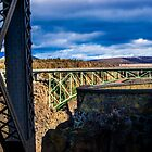 Tres Bridges by Richard Bozarth