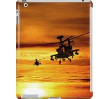 Apaches  iPad Case/Skin