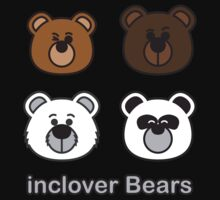 inclover Bears by inclover