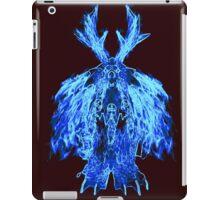 Flame Moonkin in blue iPad Case/Skin