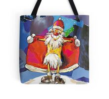 SANTA CLAUS IS COMING TO TOWN! Tote Bag