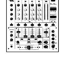 DJ Mixer by macaulay830