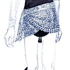 Chainmail Skirt by perevision