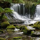Horseshoe waterfall by Andrew Durick