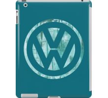 VW Grungy II iPad Case/Skin