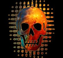 Skull, Space Pirate, Cosmos, Galaxy, Universe by boom-art
